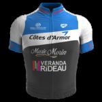 Maillot 2019 Côtes d'Armor - Marie Morin - Véranda Rideau