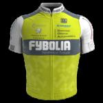 Maillot 2019 Team Fybolia Locminé
