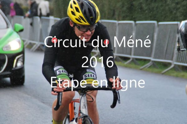 Circuit du Méné 2016 : Victoire de Valentin Madouas (Bic 2000)